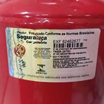EXTINTOR ABC GORDO 1 KILO VALVULA PLASTICA - EXTANG989